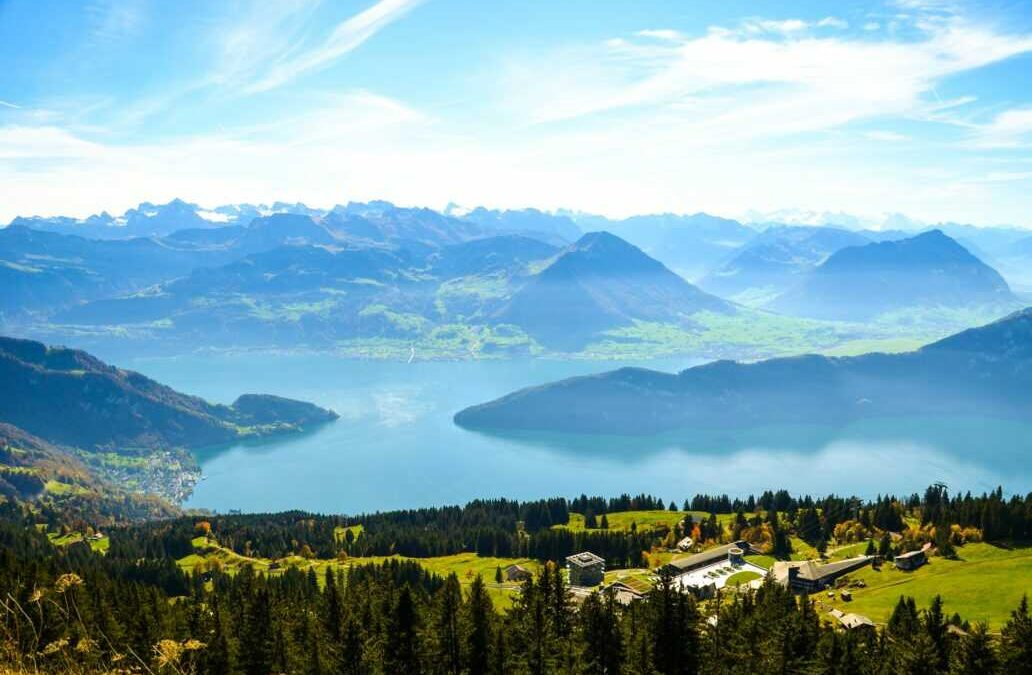 Karavanem za krásami Alp i historií