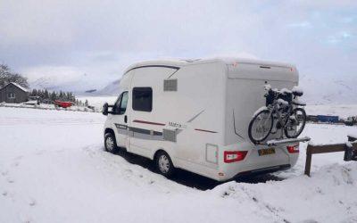 Na hory karavanem