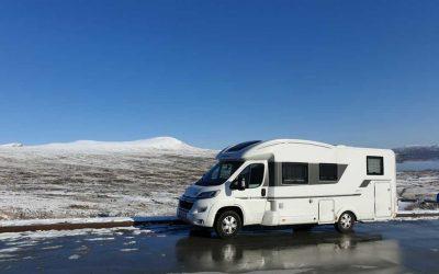 Cestujeme karavanem po vánočních trzích